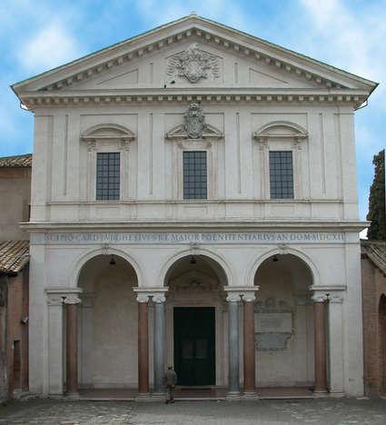 Basilique Saint-Sébastien-hors-les-Murs