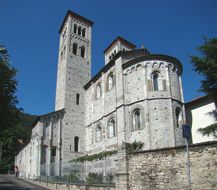 Basilique Sant'Abbondio