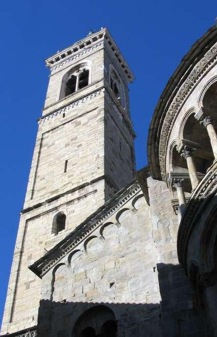 Basilique Santa Maria Maggiore de Bergame