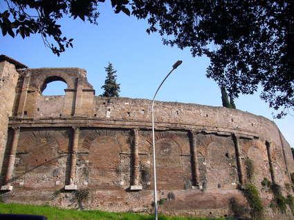 Amphithéâtre Castrense