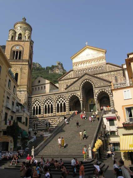 Dôme d'Amalfi