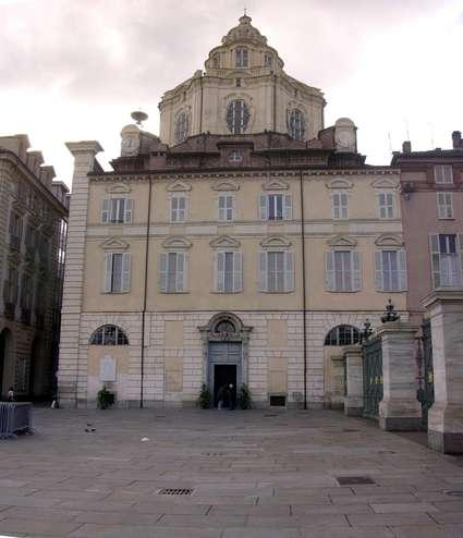 Église Saint-Laurent (Turin)