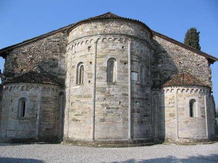 Basilique Sainte-Julie (Bonate Sotto)