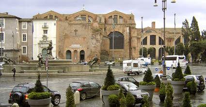 Basilique Sainte-Marie-des-Anges-et-des-Martyrs