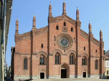 Église Santa Maria del Carmine (Pavie)
