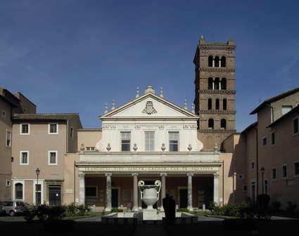Église Sainte-Cécile-du-Trastevere