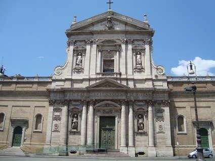 Église Sainte-Suzanne (Rome)
