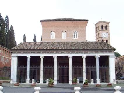 Basilique Saint-Laurent-hors-les-Murs