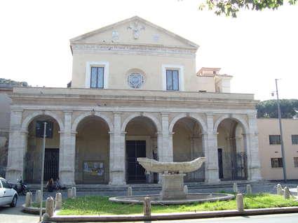 Basilique Santa Maria in Domnica