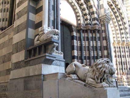 Dôme San Lorenzo (Gênes)