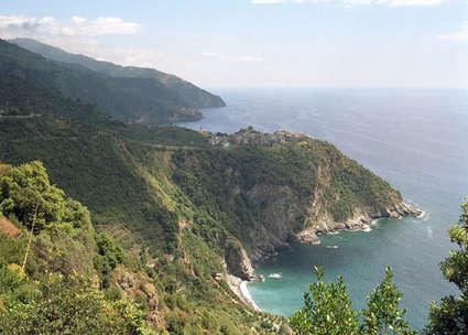 Parc national des Cinque Terre