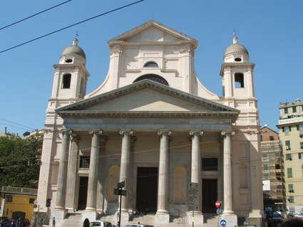 Basilique Santissima Annunziata del Vastato