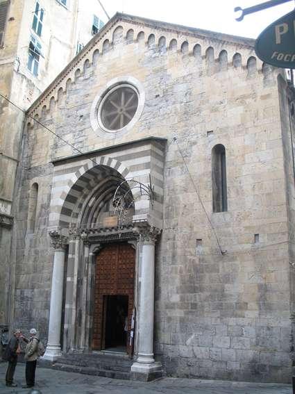 Église San Donato (Gênes)