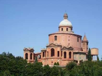 Sanctuaire Madonna di San Luca (Bologne)