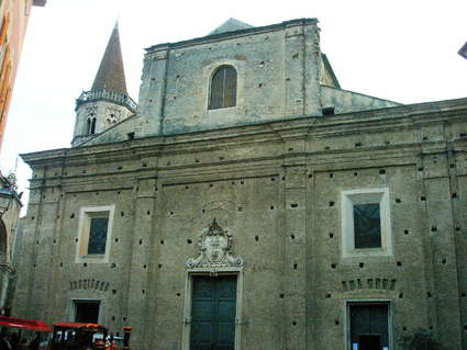 Collégiale San Biagio (Finalborgo)