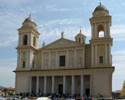 Basilique San Maurizio (Imperia)