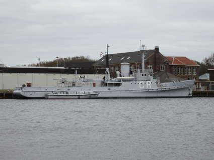 HNLMS Abraham Crijnssen (1936)