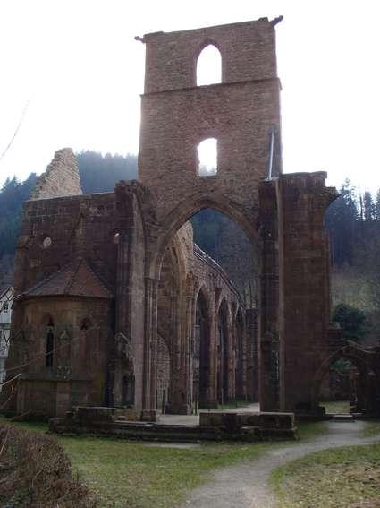 Kloster Allerheiligen (Schwarzwald)