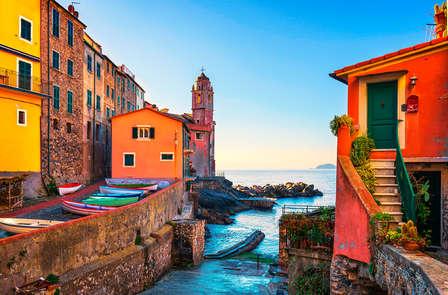 Alla scoperta delle Cinque Terre vicino a La Spezia (da 2 notti)