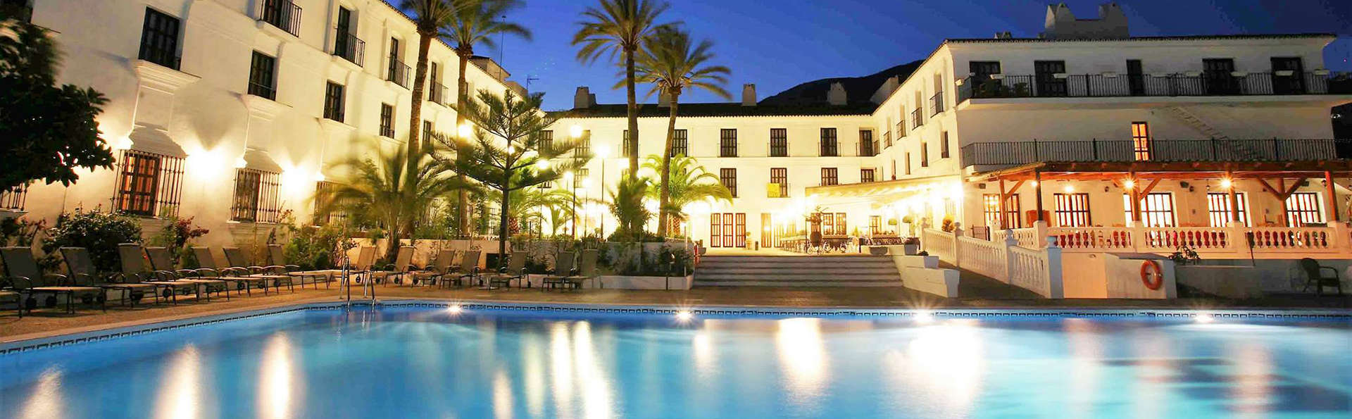 Hotel hacienda puerta del sol inactive h tel de charme mijas - Hotel puerta del sol mijas ...
