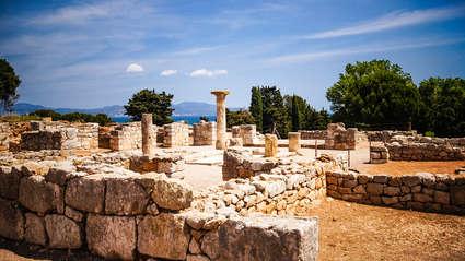 Ruïnes d'Empúries (Museo Arqueológico)