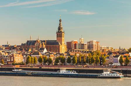 Charme en comfort bij het gezellige Nijmegen (3 nachten voor de prijs van 2)