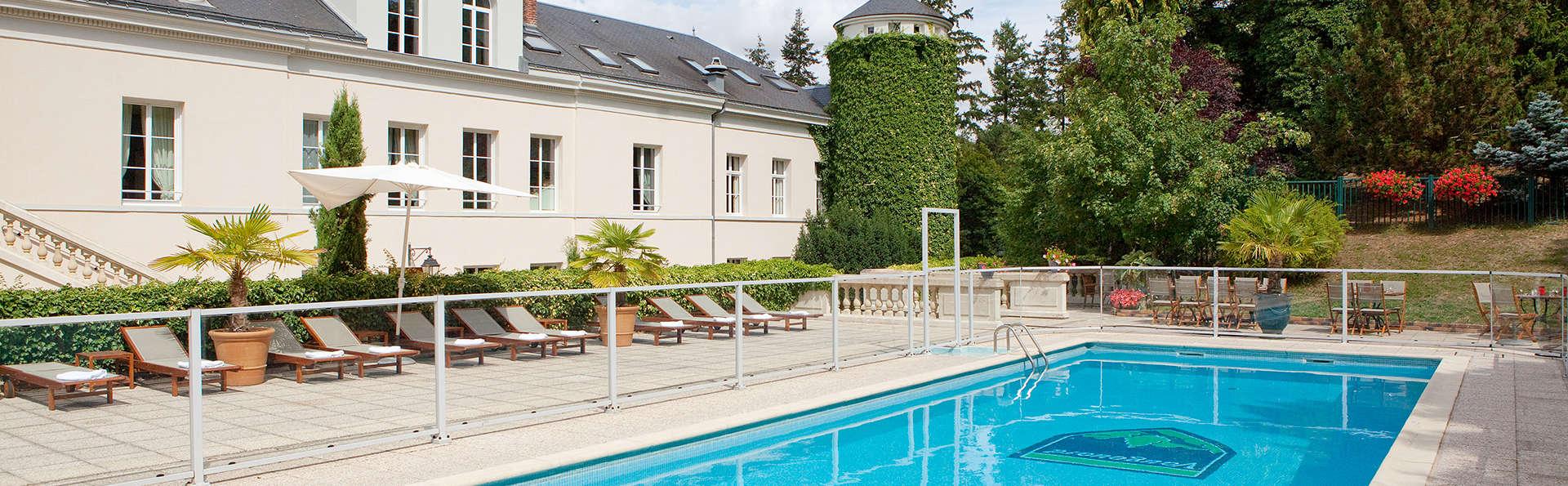 H tel domaine et golf de vaugouard h tel de charme for Meubles 9 fontenay sur loing