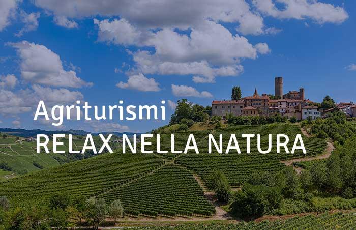 Relax circondati dalla natura