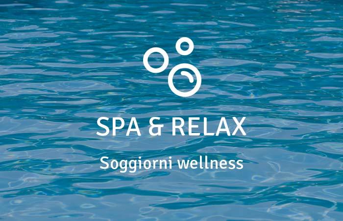 Il piacere di un soggiorno wellness!