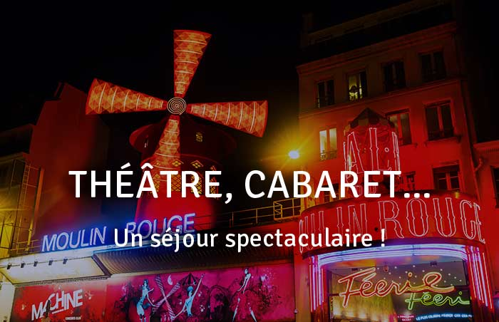 Week-end avec spectacle