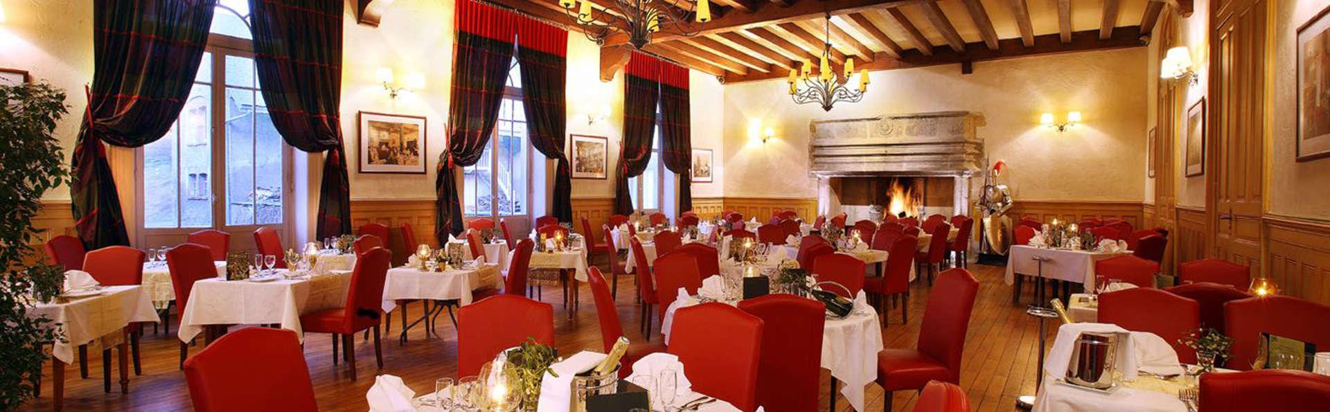 Restaurant Gastronomique Challes Les Eaux