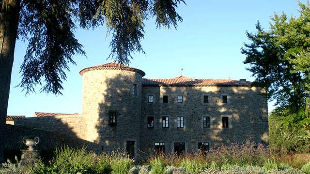 Escapade œnologique et bouteille de champagne offerte, au cœur de l'Ardèche (à partir de 2 nuits)