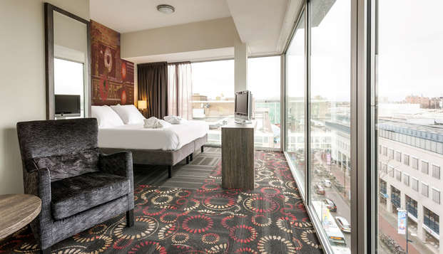 Offre spéciale : luxe et confort dans la ville d'Eindhoven, célèbre pour son shopping