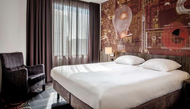 Geniet van luxe overnachting in het hart van Eindhoven