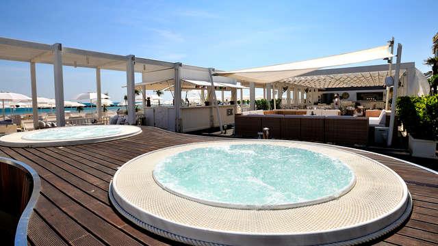 ¡Un momento de relax en un 5* frente al mar de Pésaro!