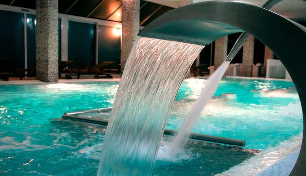 Relax con spa a las puertas de Lemosín