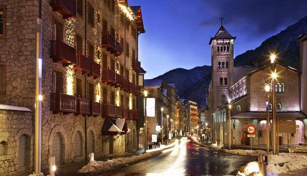 Évadez-vous au coeur des montagnes d'Andorre
