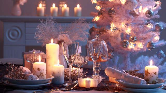 Nouvel An festif et détente avec un dîner exquis dans un hôtel 4*