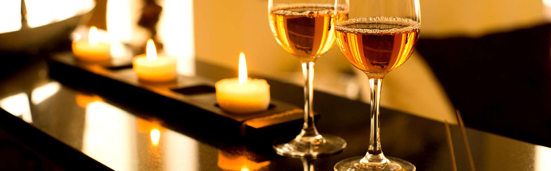 Escapade romantique avec champagne à Dinard !