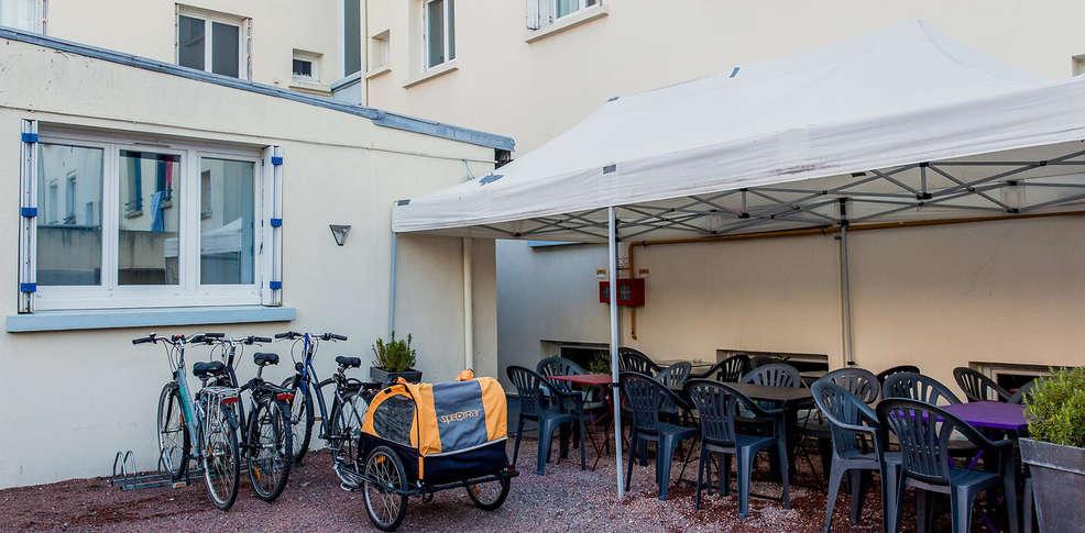 Comfort Hotel De L U0026 39 Europe Saint-nazaire 3