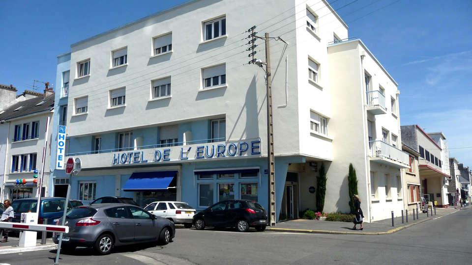 Comfort Hotel de l'Europe Saint-Nazaire - EDIT_front.jpg