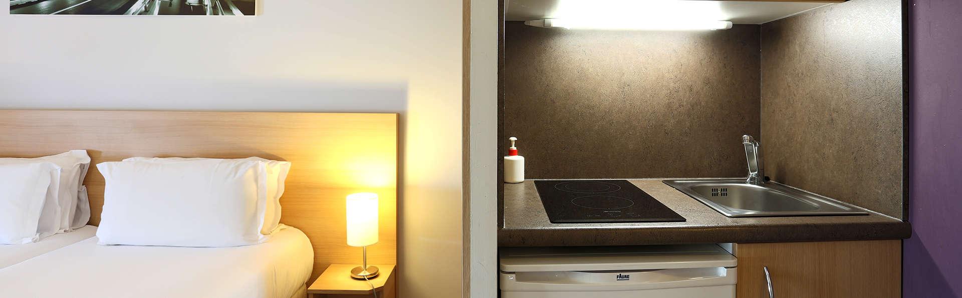 Alojamiento en Lyon en habitación doble