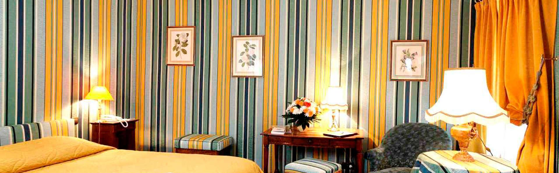 Escapade de luxe dans un hôtel de charme à Fontainebleau
