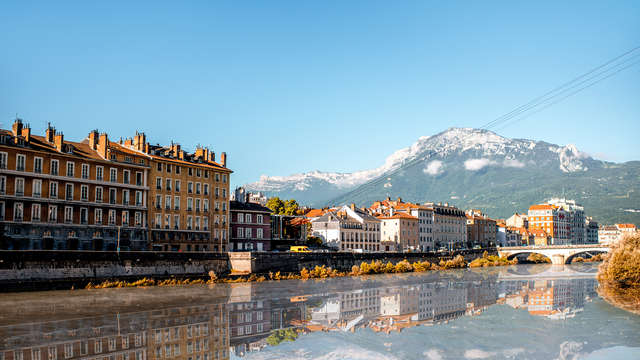Weekend a Grenoble