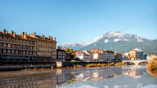 Week-end en suite près des berges de l'Isère, à Grenoble