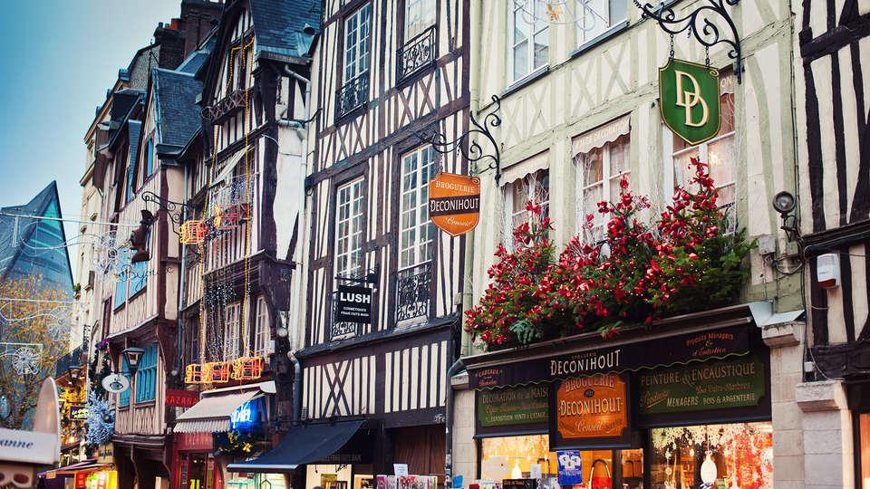 Comfort Hotel Rouen Alba  - EDIT_ROUEN.jpg