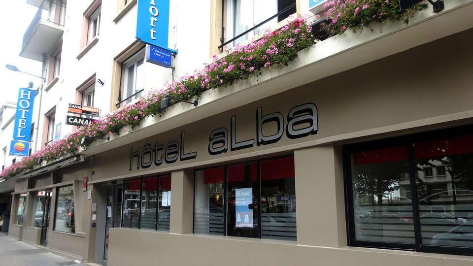 Comfort Hotel Rouen Alba  - EDIT_front.jpg