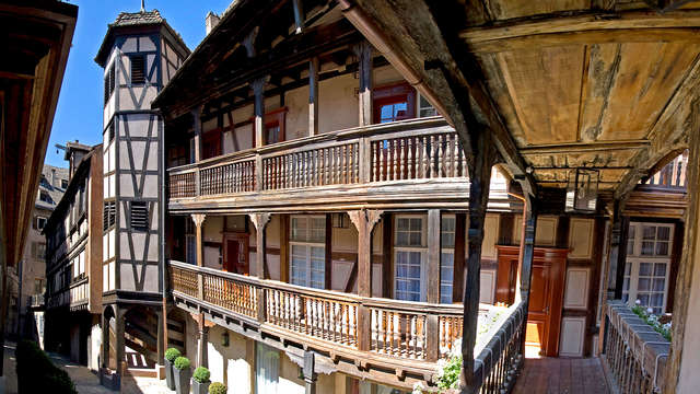 Hotel Cour du Corbeau Strasbourg Mgallery