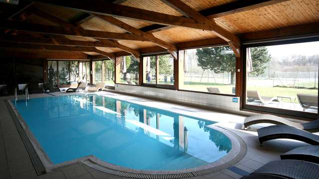 Wellness weekend in een traditionele kamer in het Domaine de Barive