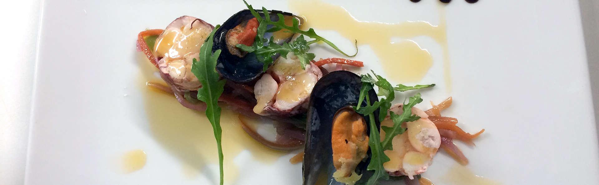 Pause gourmande et détente dans un mas près d'Avignon